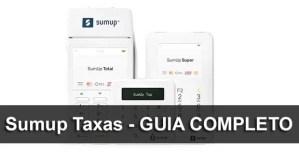 Sumup Taxas