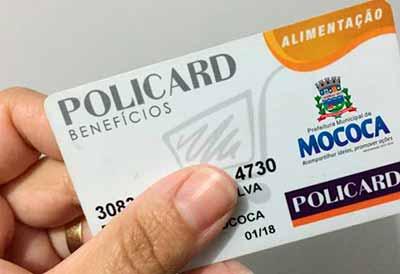 Cartão Alimentação Policard