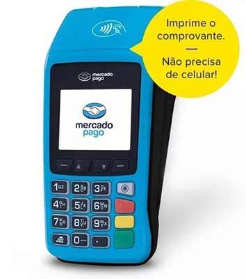 Maquininha Point Pro Mercado Pago