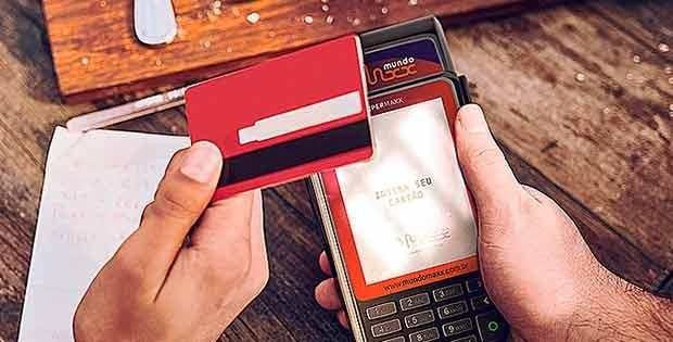 MundoMaxx Máquinas de Cartões