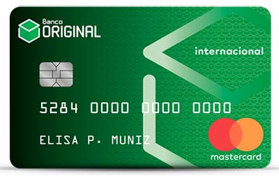 cartao de credito original