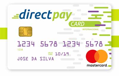 DirectPay Card