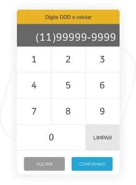recarga de celular com a Moderninha Pro passo a passo 2