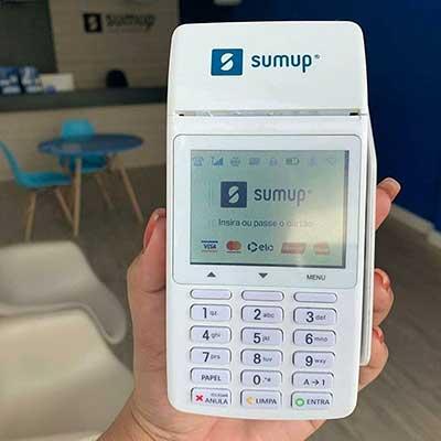 Melhores máquinas de cartão de 2020 Sumup Total