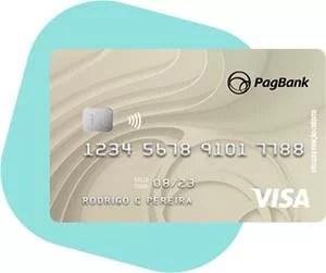 cartao da conta pagseguro pagbank
