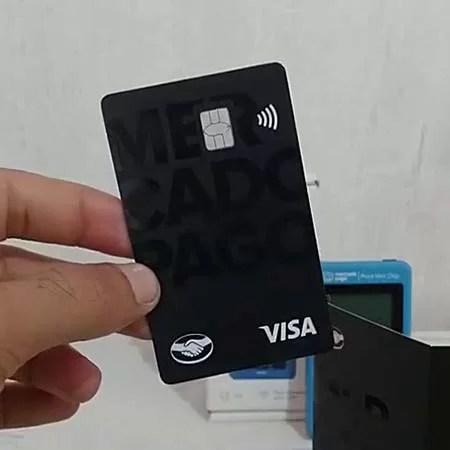 Cartão Mercado Pago Black
