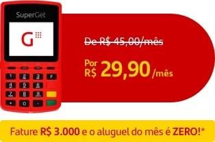 Maquininha Santander 4