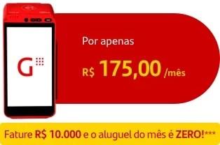 Maquininha Santander 7