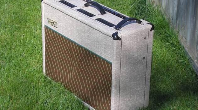 VOX AC30 – O clássico timbre britânico