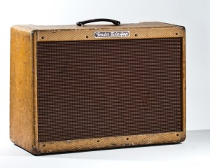 '59 Fender Twin Amp Tweed