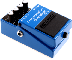 Boss Compressor Sustainer CS3