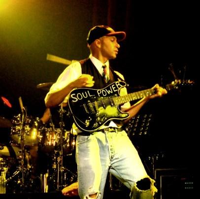 Soul Power em ação - Tom Morello
