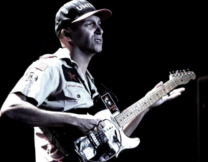 Tom Morello Sendero Luminoso
