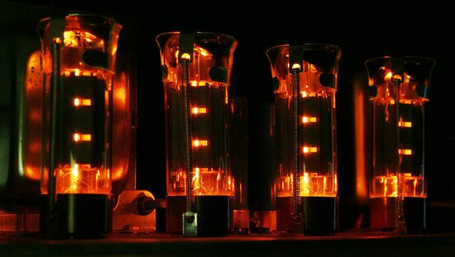 Amplificador Valvulado fritando