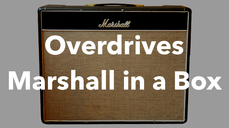 Overdrives Marshall in a Box