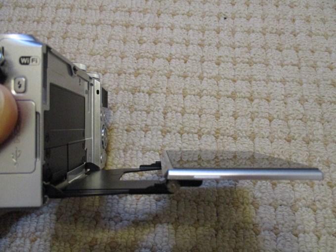 Nikon 1 J5 チルト式液晶