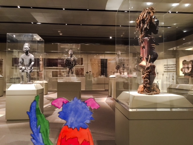 African Art Power Figures Met Museum