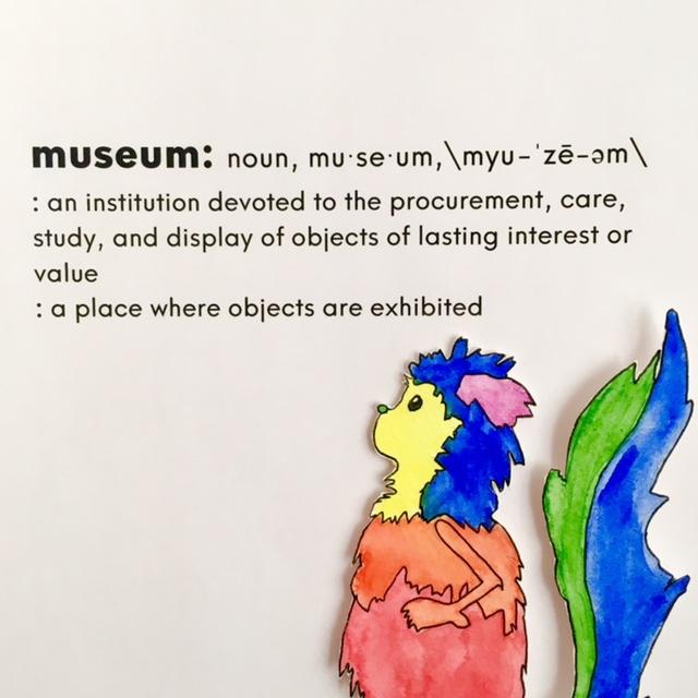 museum, marabou