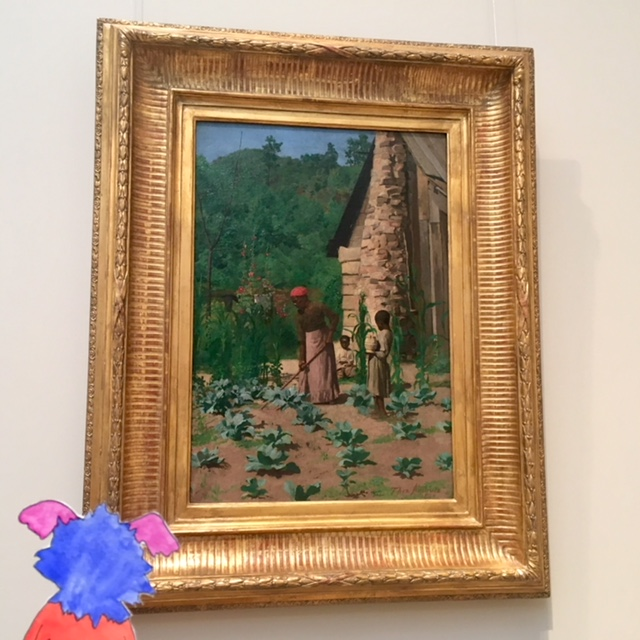 american art, thomas anshutz, met museum