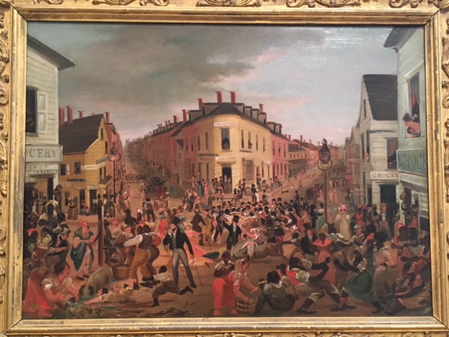 five points, american art, american history
