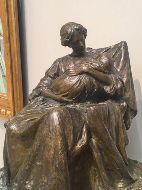 mother, american woman, american art
