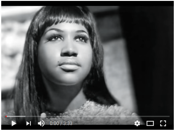 aretha youtube say a little pray for you