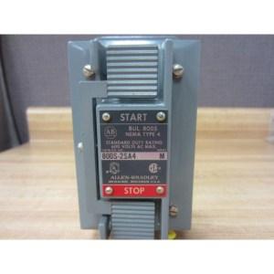 Allen Bradley 800S2SA4 Push Button Start Stop Switch