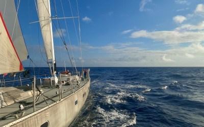 Ma traversée transatlantique à bord de Marama: une expérience inoubliable