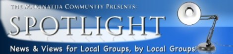 Spotlight - News and Views for Local Groups, by Local Groups