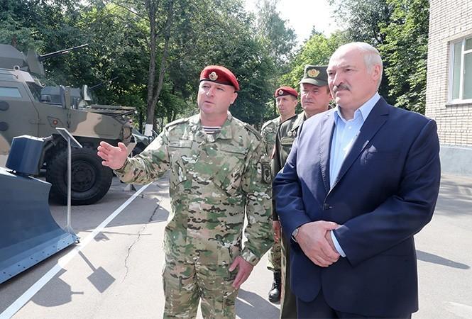 """Belarus Devlet Başkanı Lukashenko: """"Virüse yakalandım ve iyileştim"""""""