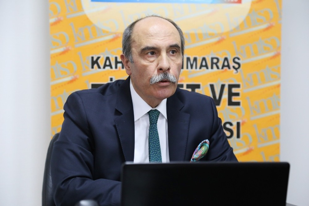 """Balcıoğlu: """"1 milyar dolarlık ihracatımızın yüzde 70'i tekstil ve hazır giyimden"""""""