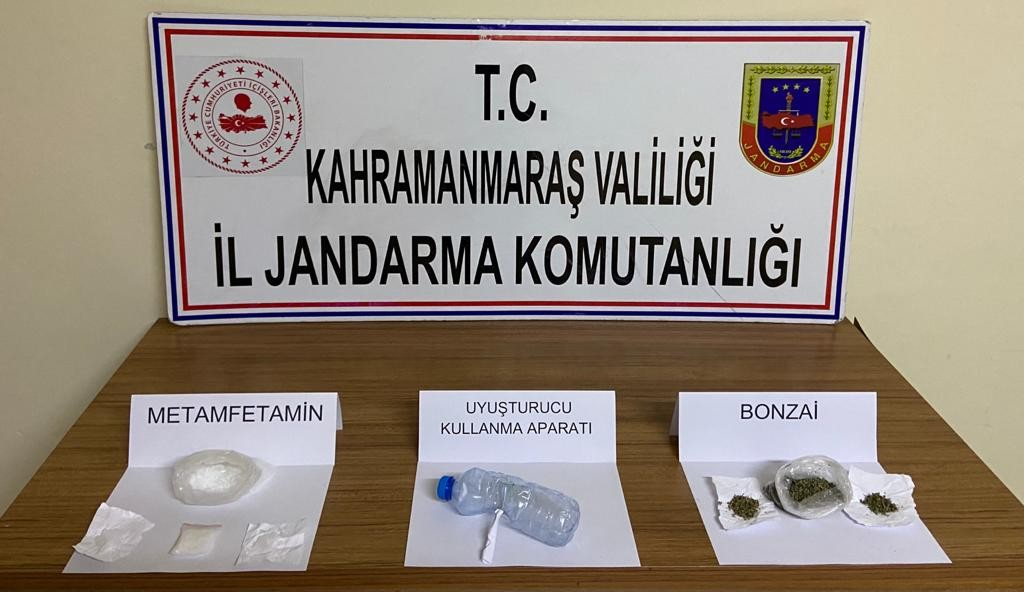 Kahramanmaraş'ta uyuşturucu operasyonları: 13 gözaltı