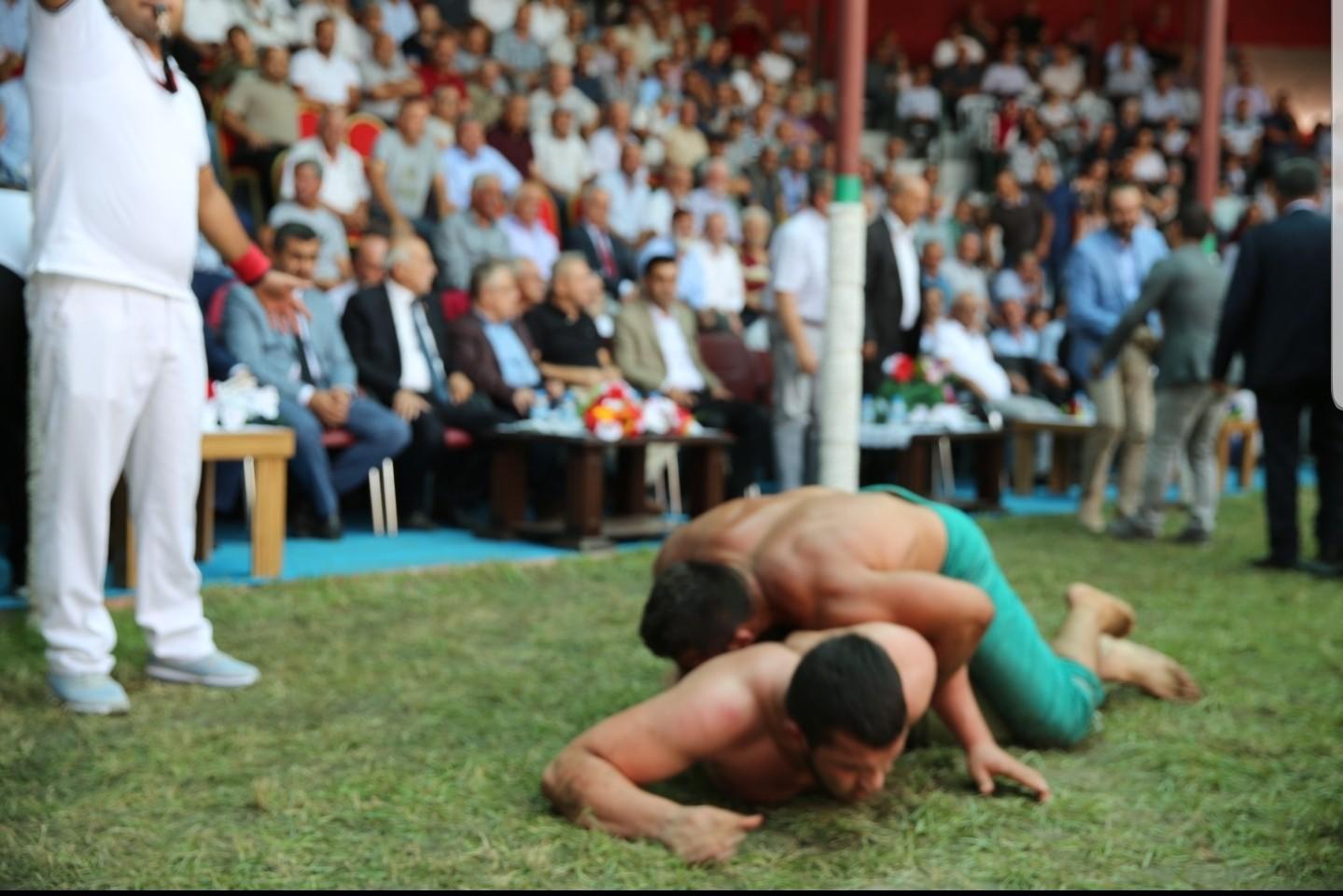 Afşin Güreş Festivali 21 Ağustos'ta başlıyor