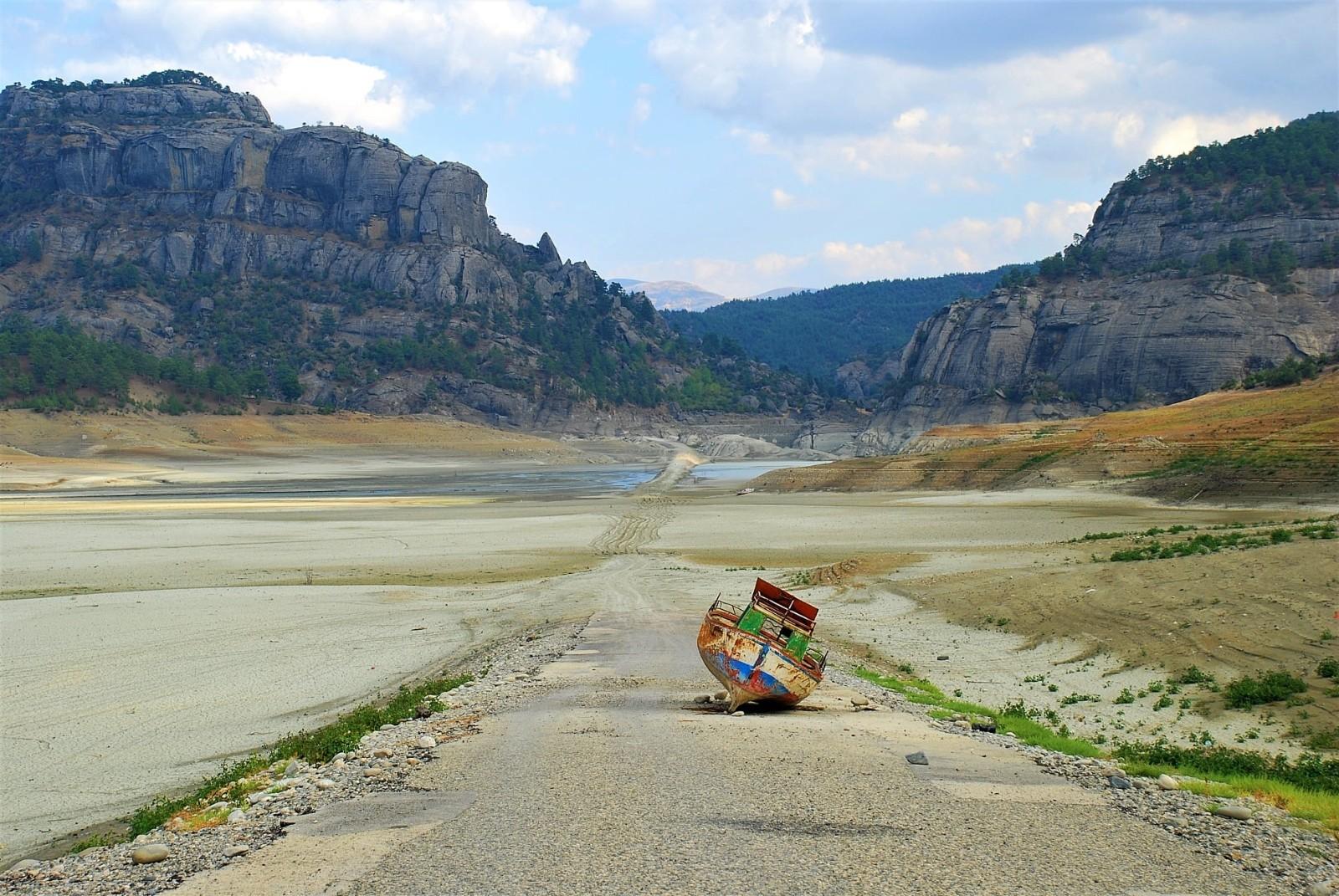 Kahramanmaraş'taki barajlarda su seviyesi geçen yıla oranla yüzde 10 düştü