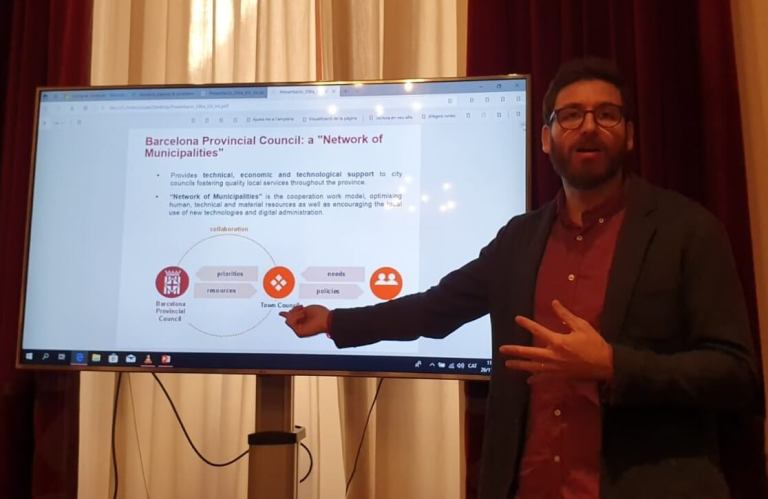 """Echipa de implementare a proiectului """"Mara Strategy"""" în vizită de studiu în Spania"""