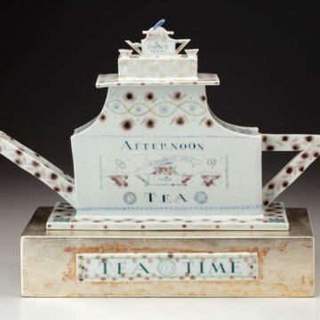 "Mara Superior, ""Afternoon Tea"", 1996"