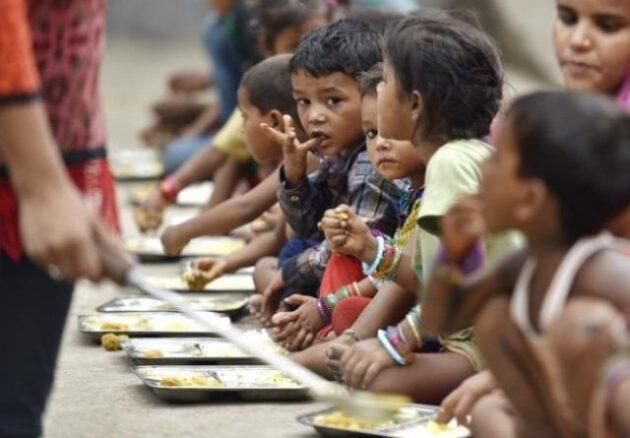 भारतात गंभीर उपासमारी कायम; भूक निर्देशांकात भारत १०१व्या स्थानी!