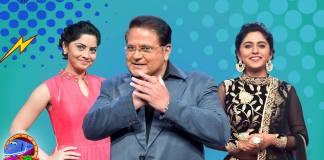 Comedychi Bullet Train with Mahesh Kothare & Sonalee Kulkarni