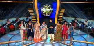 Navratri With 9 Actress at Kon Hoeel Marathi Karodpati