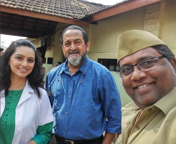 Shruti Marathe To Debut In Hollywood