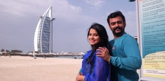 Team Saraswati in Dubai