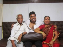 Actor Bharat Jadhav's Father No More