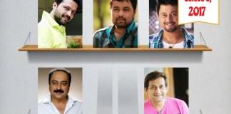 Top Marathi Actors of 2017Top Marathi Actors of 2017