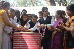 Hruta Durgule Celebrates Childrens Day