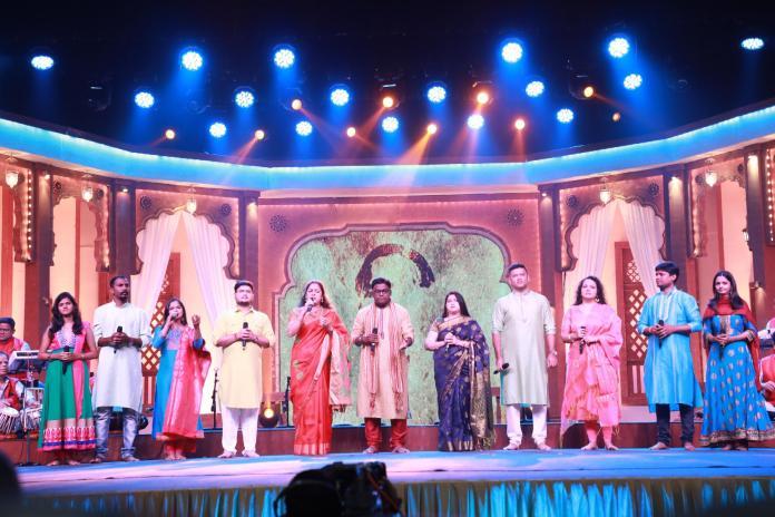 Aanandyatri G.D. Madgulkar Star Pravah