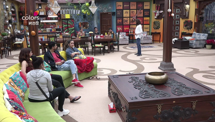 Bigg Boss Marathi 2 Bichukle Fights With Neha