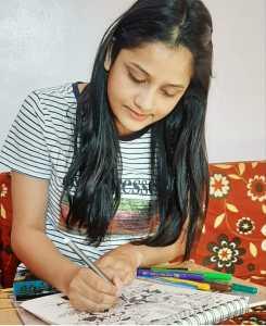 Soni Loves To Sketch - Jeev Zala Yedapisa