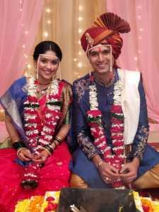 Shubham And Kirti's Wedding Phulala Sugandh Maticha