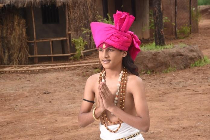 Samarth Patil As Younger Jyotiba