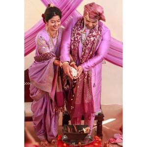 Abhidnya Bhave and Mehul Pai Wedding